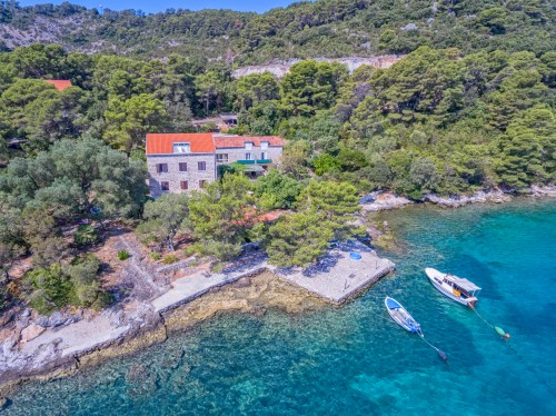 Apartments and rooms  Polace  Otok Mljet
