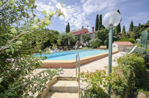 Country club Bungalows  Rovinj  Istra
